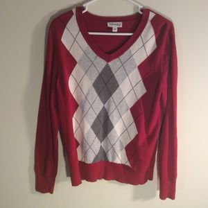 Women's St.Johns Bay Sweater Size L Clothes